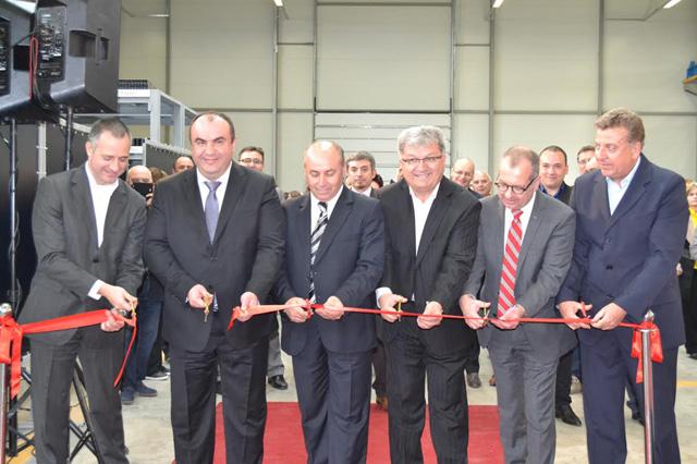 """, """"Актива"""" отвори нова фабрика во Штип"""
